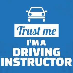 Driving instructor T-Shirts - Männer T-Shirt