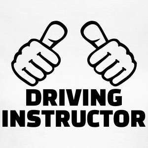 Driving instructor T-Shirts - Frauen T-Shirt