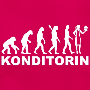 Konditorin T-Shirts - Frauen T-Shirt