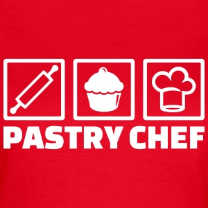 Pastry chef T-Shirts - Frauen T-Shirt