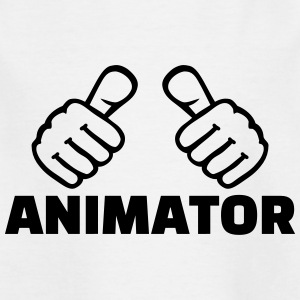Animator T-Shirts - Kinder T-Shirt