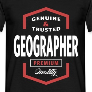 Geographer | Gift Ideas - Men's T-Shirt