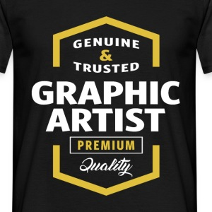 Graphic Artist | Gift Ideas - Men's T-Shirt