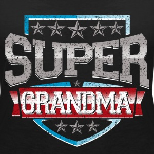 Super Oma T-Shirts - Women's V-Neck T-Shirt