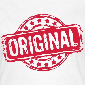 Stempel ORIGINAL T-Shirts - Frauen T-Shirt