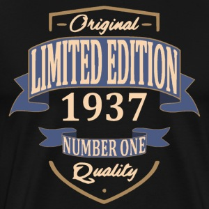 Limited Edition 1937 Tee shirts - T-shirt Premium Homme