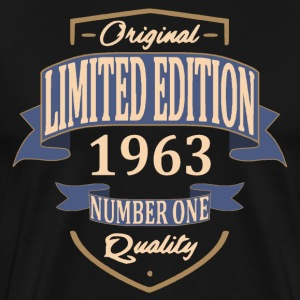 Limited Edition 1963 Tee shirts - T-shirt Premium Homme