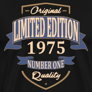 Limited Edition 1975 Tee shirts - T-shirt Premium Homme
