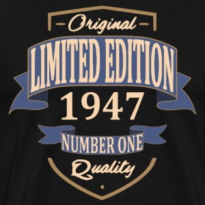 Limited Edition 1947 Tee shirts - T-shirt Premium Homme