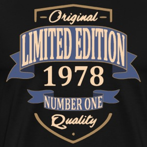 Limited Edition 1978 Tee shirts - T-shirt Premium Homme