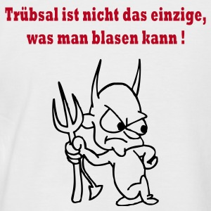 LILDEVIL T-Shirts - Männer Baseball-T-Shirt