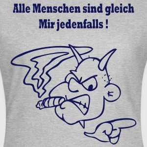 SATAN T-Shirts - Frauen T-Shirt