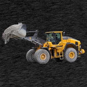wheel loader T-Shirts - Men's Premium T-Shirt