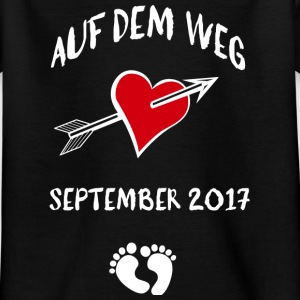 On the way. September 2017 Shirts - Kids' T-Shirt