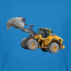 wheel loader T-Shirts - Men's Organic T-shirt