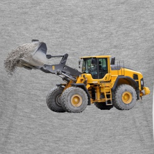 wheel loader Long Sleeve Shirts - Women's Premium Longsleeve Shirt