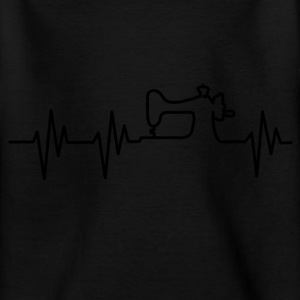 My heart beats for tailoring! I love tailoring! Shirts - Teenage T-shirt