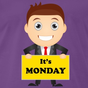 It's MONDAY FUN T-Shirts - Männer Premium T-Shirt