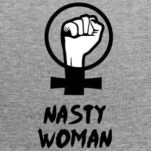 Nasty woman Caps & Hats - Jersey Beanie
