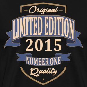 Limited Edition 2015 Tee shirts - T-shirt Premium Homme