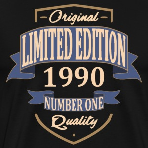 Limited Edition 1990 Tee shirts - T-shirt Premium Homme