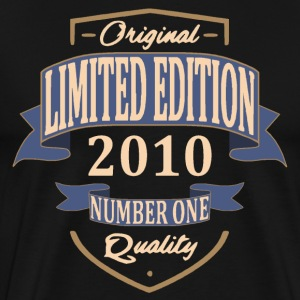 Limited Edition 2010 Tee shirts - T-shirt Premium Homme