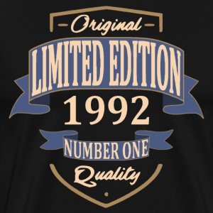 Limited Edition 1992 Tee shirts - T-shirt Premium Homme
