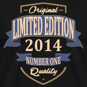 Limited Edition 2014 Tee shirts - T-shirt Premium Homme