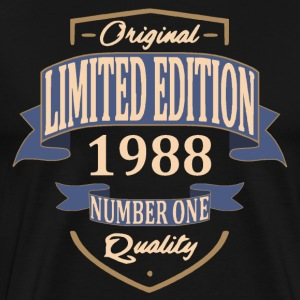 Limited Edition 1988 Tee shirts - T-shirt Premium Homme