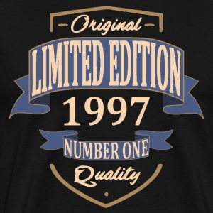 Limited Edition 1997 Tee shirts - T-shirt Premium Homme