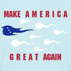 make america great_vec_3 es Camisetas - Camiseta hombre