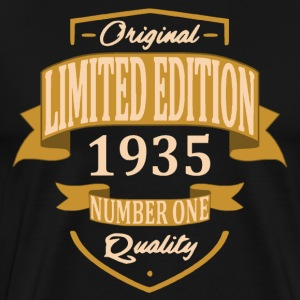 Limited Edition 1935 Tee shirts - T-shirt Premium Homme