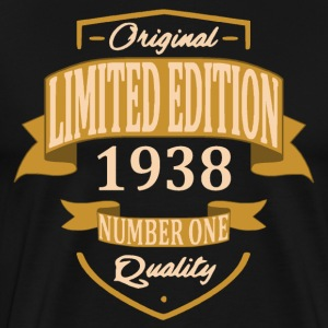 Limited Edition 1938 Tee shirts - T-shirt Premium Homme