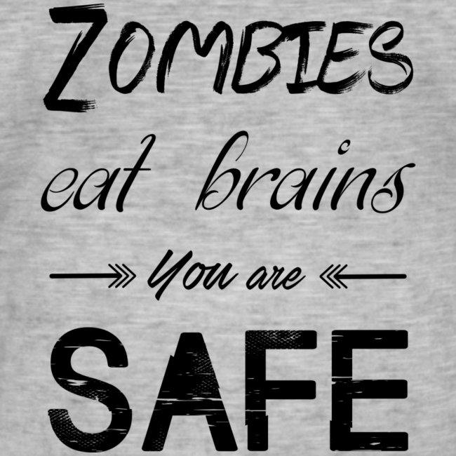 T-shirt homme Eat Brains