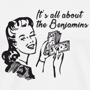 All about the Benjamins T-Shirts - Männer Premium T-Shirt