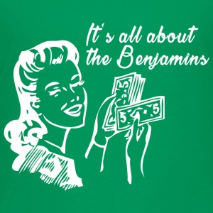 All about the Benjamins T-Shirts - Teenager Premium T-Shirt
