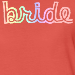 Bride T-Shirts - Frauen Premium T-Shirt