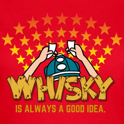 Whisky - always a good idea