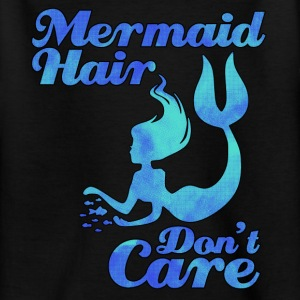 Sea woman hair (it doesn't matter) Shirts - Teenage T-shirt