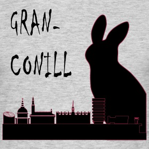 Granconill in Copenhagen - Men's T-Shirt