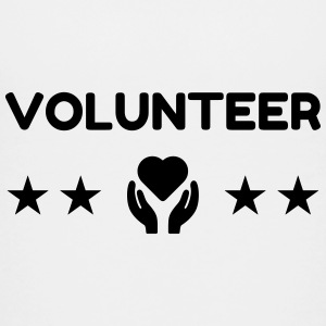 Volunteer Humanitarian Freiwilliger Bénévole Shirts - Teenage Premium T-Shirt