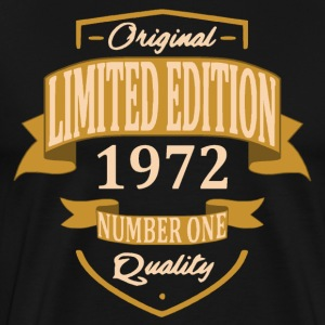 Limited Edition 1972 Tee shirts - T-shirt Premium Homme
