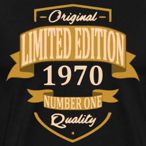 Limited Edition 1970 Tee shirts - T-shirt Premium Homme