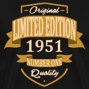 Limited Edition 1951 Tee shirts - T-shirt Premium Homme