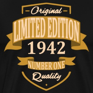 Limited Edition 1942 Tee shirts - T-shirt Premium Homme