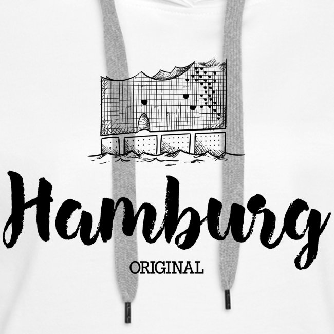 Hamburg Elbe Hoodies