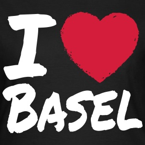 I Love Basel T-Shirts - Frauen T-Shirt