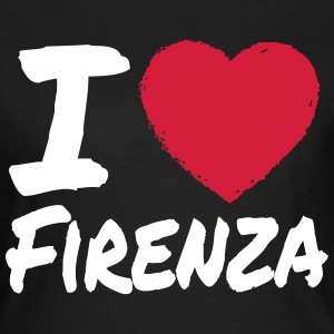 I Love Firenza T-Shirts - Frauen T-Shirt