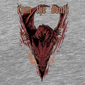 Smaug Dragon - Men's Premium T-Shirt