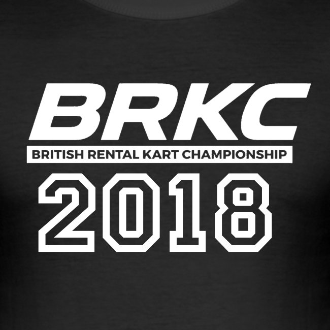 Official 2018 BRKC T-Shirt